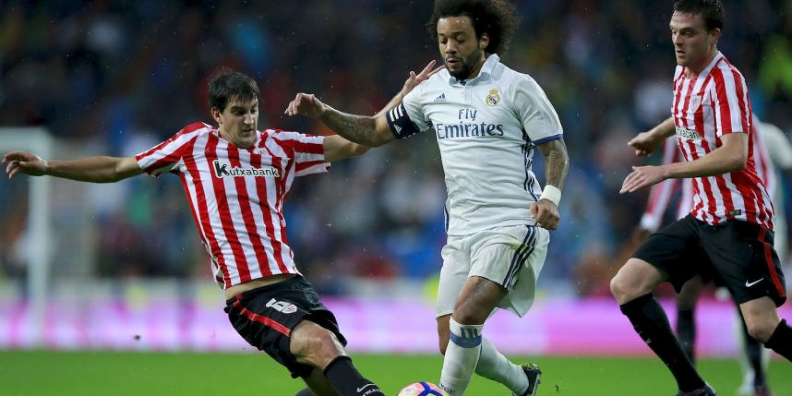 Marcelo (Real Madrid) Foto:Getty Images