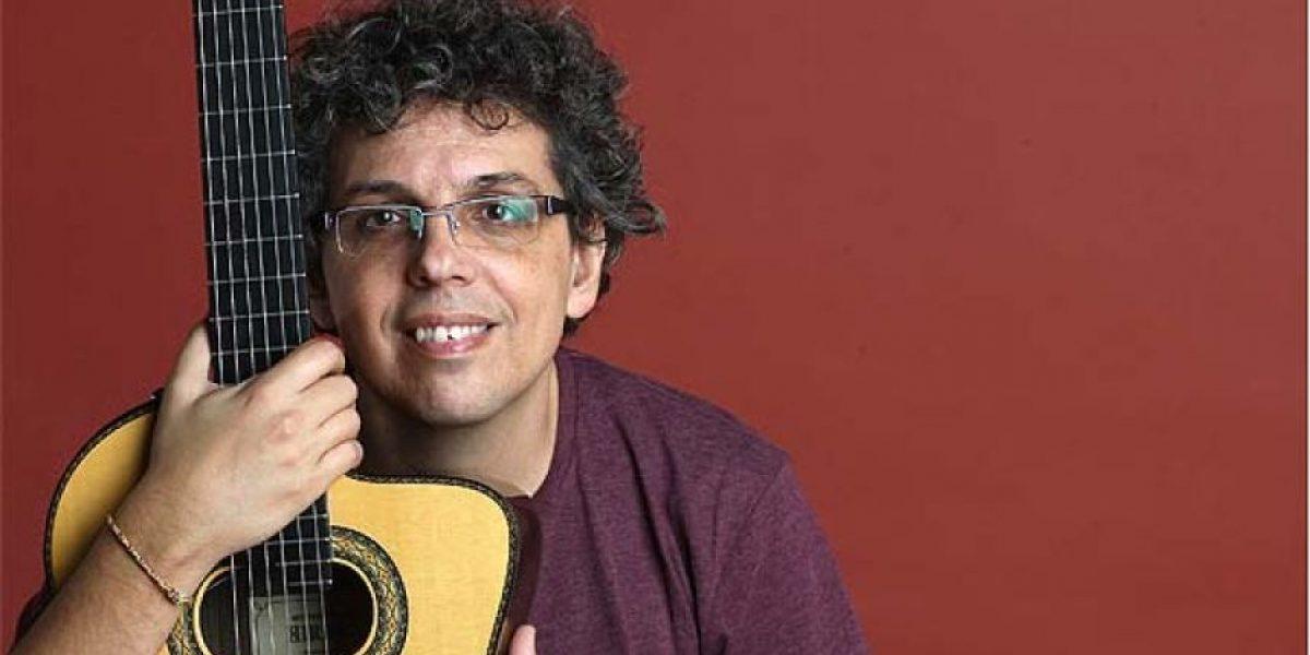 El cantante Pedro Guerra se presentará el 24 noviembre en el país