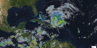 Onamet pronostica lluvias debido a vaguada