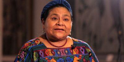 Diputados aprueban reconocimiento a Rigoberta Menchú