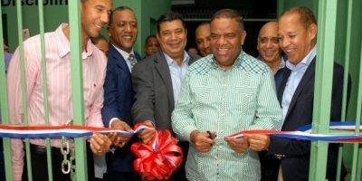 Inauguran Centro Alto Rendimiento La Vega