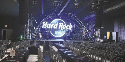 Hard Rock Live Santo Domingo, primera sala de                             conciertos fuera de EE.UU.