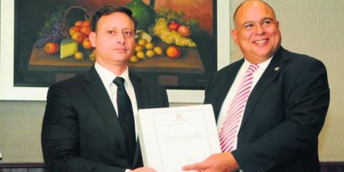 Jean Rodríguez rinde informe de depuración aspirantes