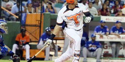 Guzmán, Mateo y Sierra conectan su primer hit en la liga dominicana