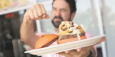 Una hamburguesa que concientiza