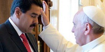 El Vaticano busca poner fina la crisis política de Venezuela