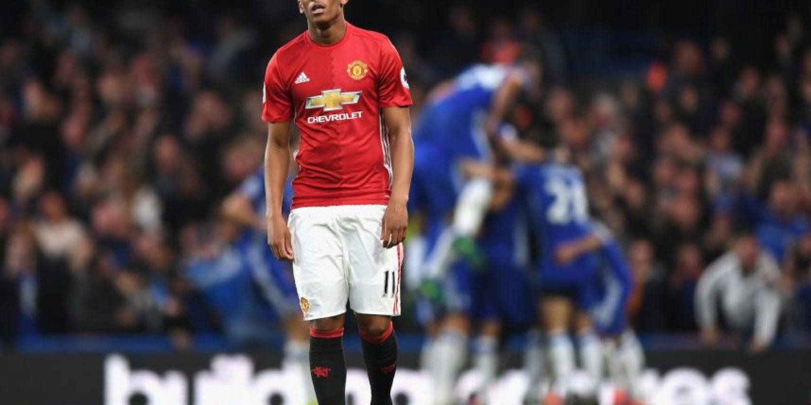 Anthony Martial (Ganador en 2015-Manchester United, actualmente en Manchester United): Sigue teniendo un buen nivel en los Diablos Rojos, pero su gran problema es que el equipo no está rindiendo bien. Eso le ha jugado en contra en su desarrollo Foto:Getty Images