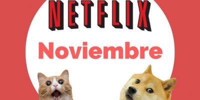 Netflix: Todo lo que llega y se va del catálogo en noviembre