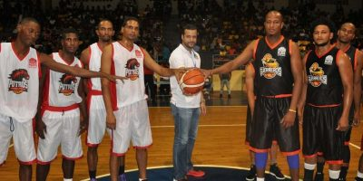 Arranca basket superior de Monte Plata