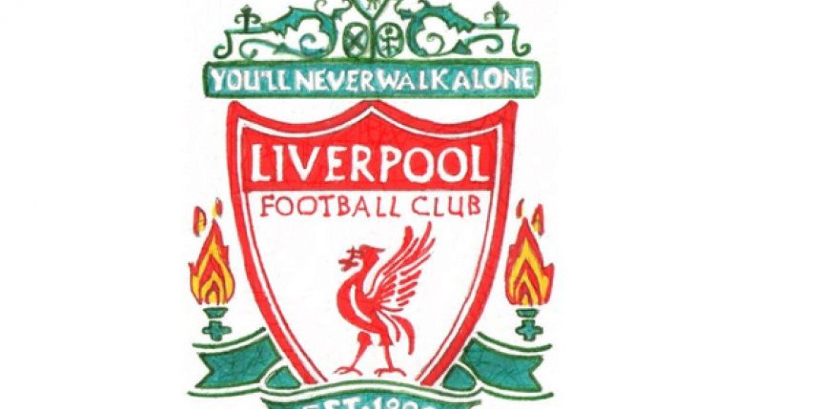 El Liverpool inglés