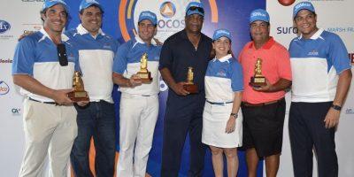 Golf para fortalecer la amistad