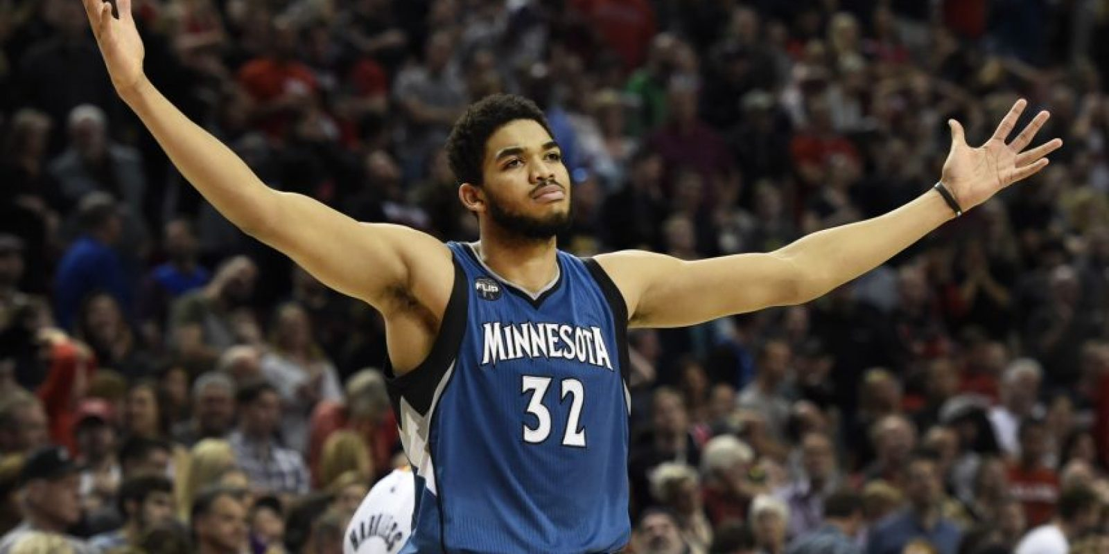 Karl-Anthony Towns Foto:Fuente externa