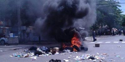 Reportan disturbios en la UASD