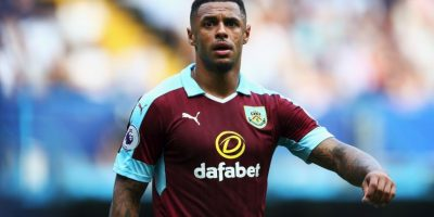 6.Andre Gray (Burnley) – 34.87 km/h Foto:Getty images