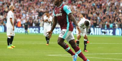 16.Michail Antonio (West Ham) – 34.74 km/h Foto: Getty images