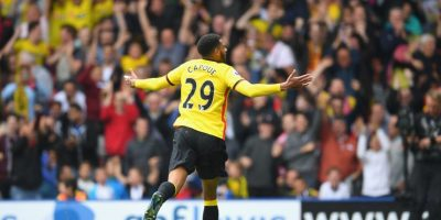 9.Etienne Capoue (Watford) – 34.83 Foto:Getty images
