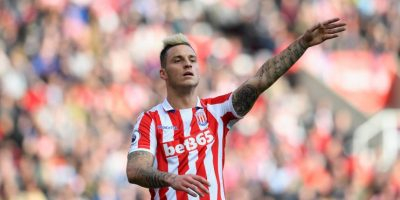 13.Marko Arnautovic (Stoke City) – 34.77 km/h Foto: Getty images