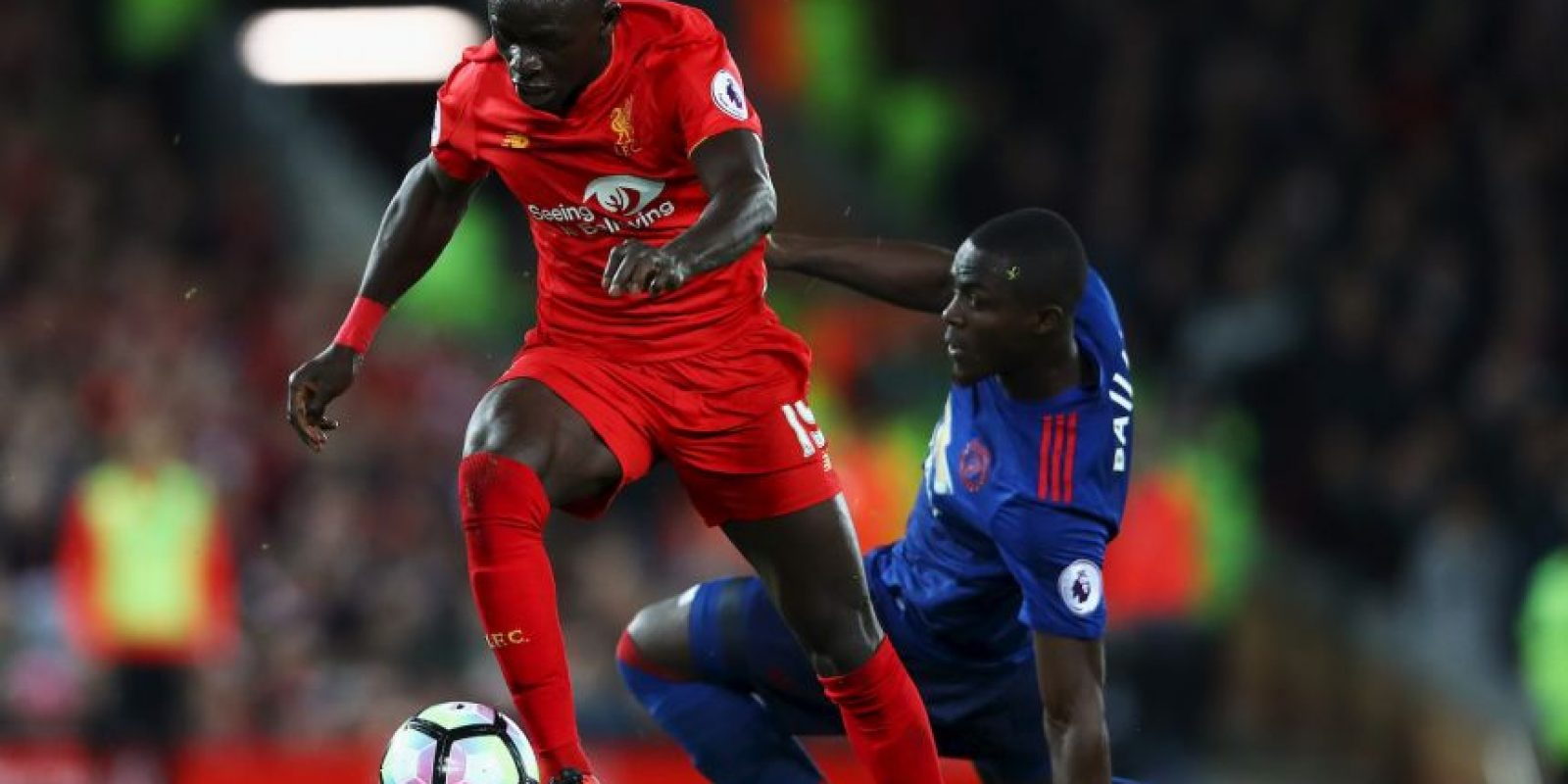 15.Sadio Mane (Liverpool) – 34.75 km/h Foto: Getty images