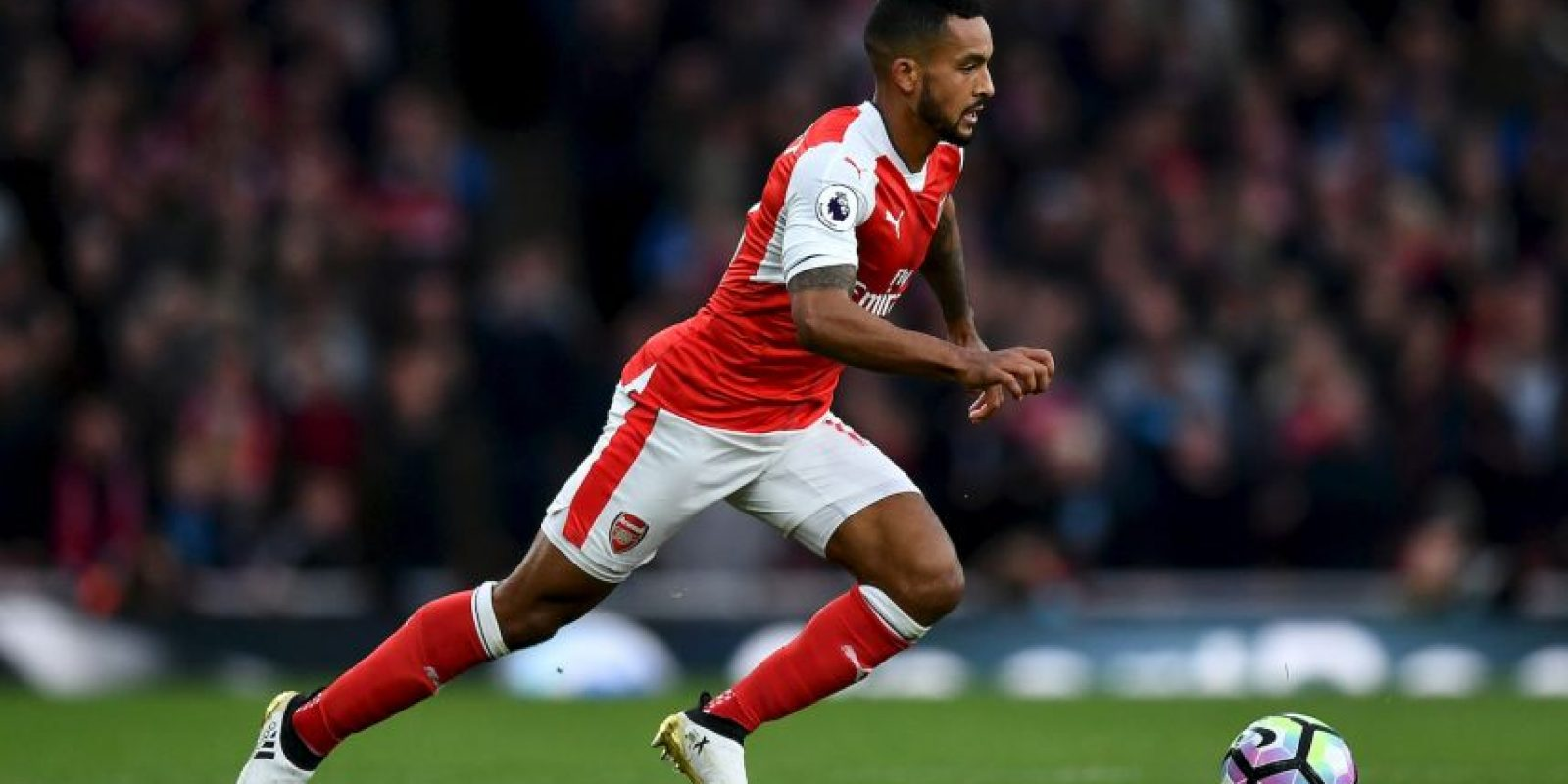 11.Theo Walcott (Arsenal) – 34.78 km/h Foto: Getty images