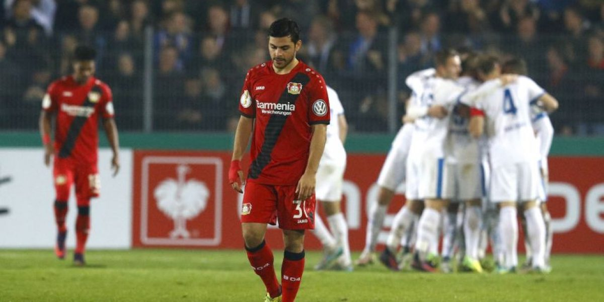 David vence a Goliath: 8 grandes sorpresas en el fútbol europeo