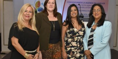 Primer congreso Mujeres de Éxito