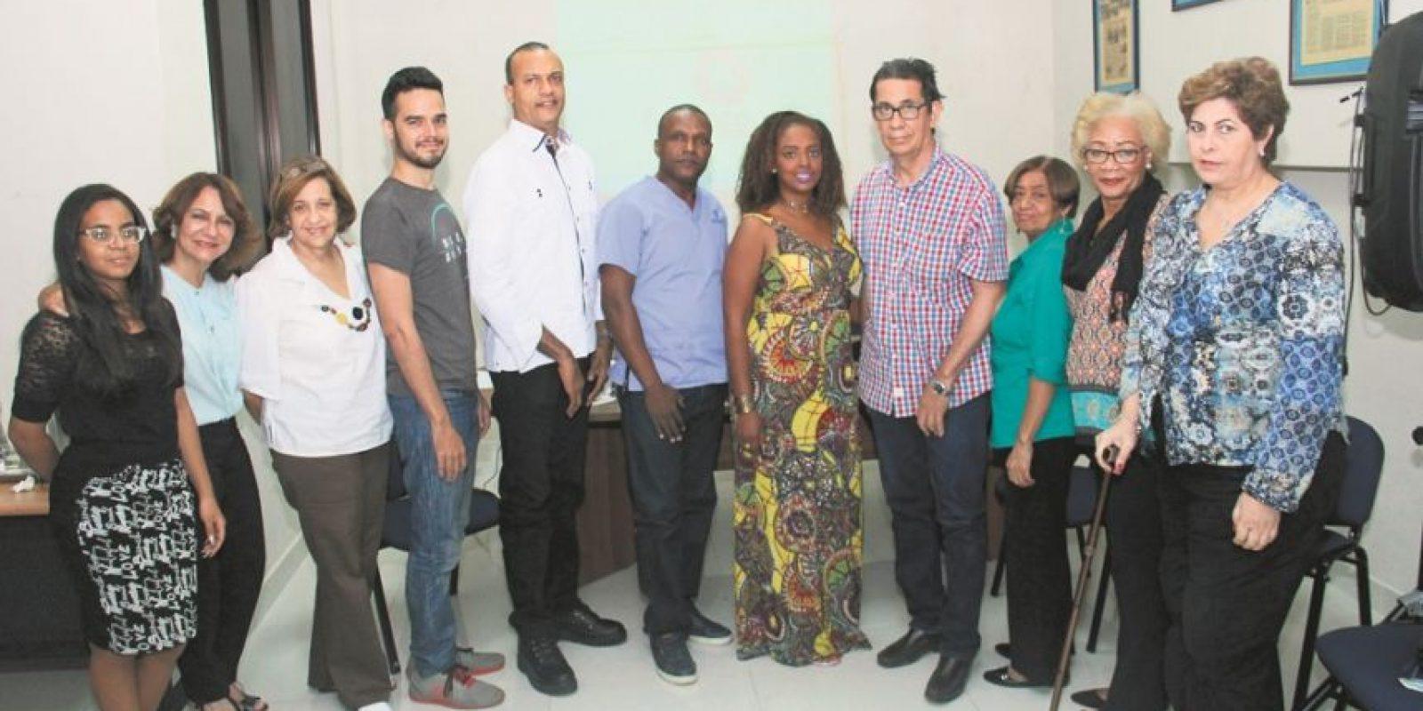 Miembros y sobrevivientes de ACV de FUNDACE Foto:Fuente externa