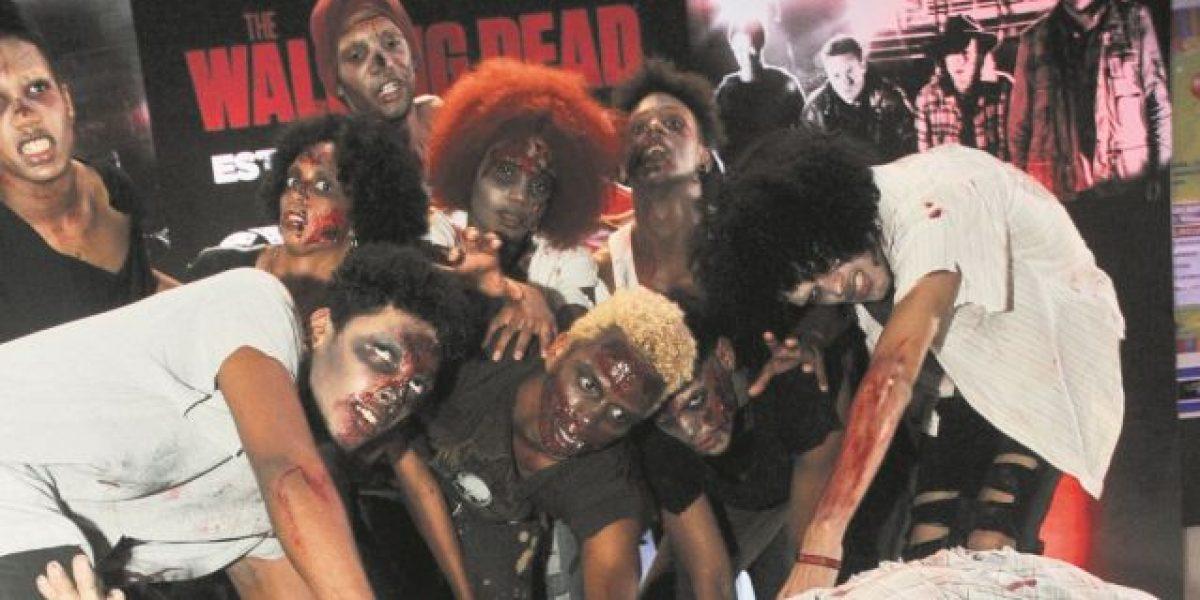 "Séptima temporada ""The Walking Dead"""