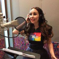 Andrea Torre, reconocida actriz mexicana podrá su voz en Trolls. / metro méxico Foto:Metro