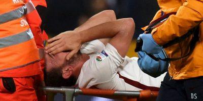 Alessandro Florenzi se someterá a una operación que lo tendrá seis meses fuera de las canchas Foto:Getty Images