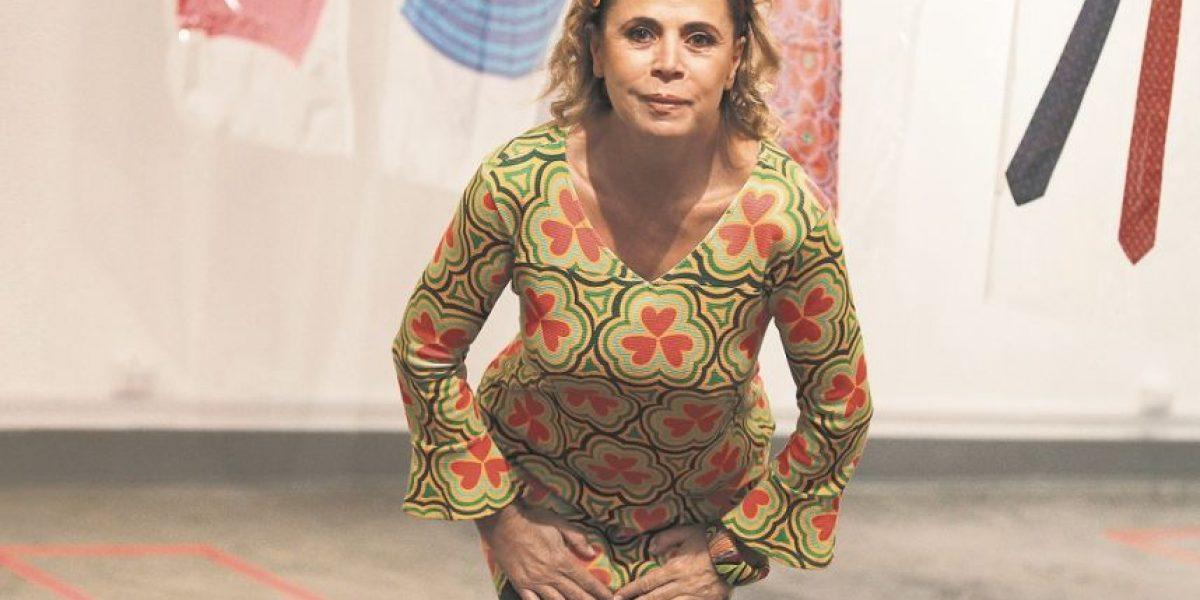 Ágatha Ruiz de la Prada: El trabajo como remedio a la tristeza