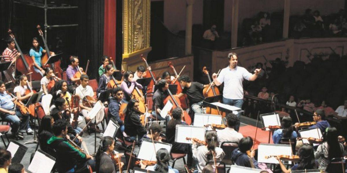 Sinfónica Juvenil apuesta a los ritmos modernos y sus fusiones