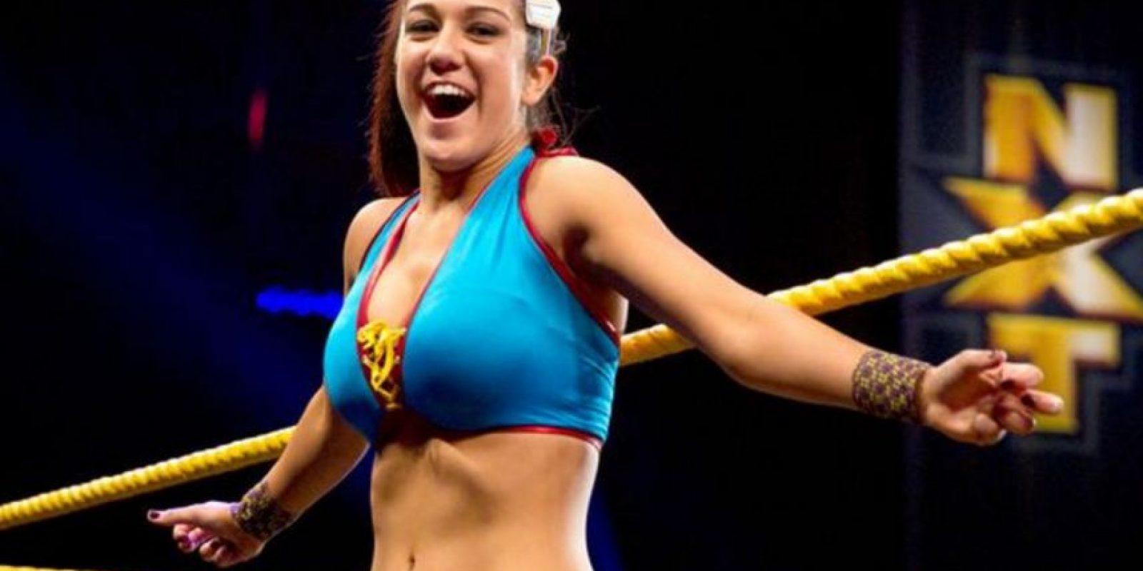 Beyley Foto:WWE