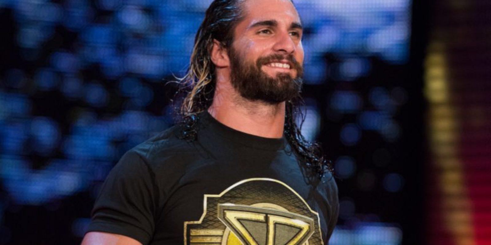 Se mide a Seth Rollins Foto:WWE