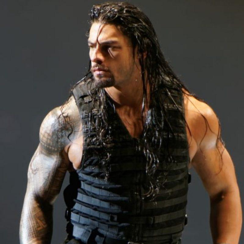 Roman Reigns defiende el Campeonato de Estados Unidos Foto:WWE