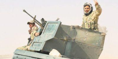 Decenas de yihadistas muertos en Mosul