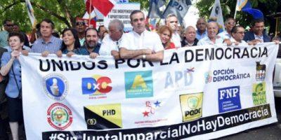 Bloque opositor celebrará mañana asamblea popular en El Seibo por una JCE independiente