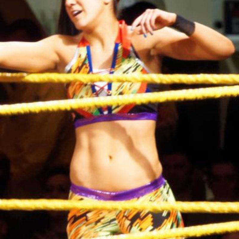 Bayley (2012) Foto:WWE