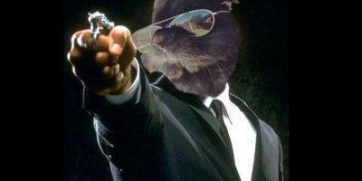Conejo con lentes y Photoshop Foto:Reddit