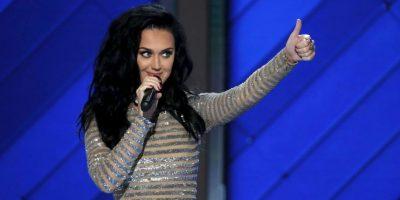 Katy Perry ¿se transforma en Hillary Clinton para Halloween?