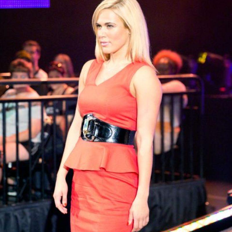 Lana (2013) Foto:WWE