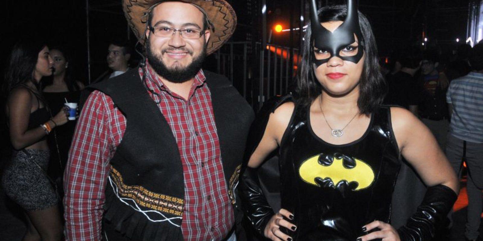 Amado Peguero y Laritza Hernández