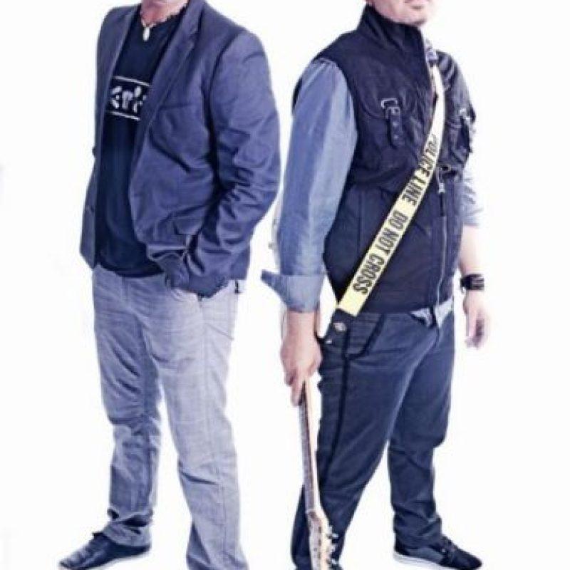 Aljadaqui es la agrupación leyenda del pop-rock dominicano. /Fuente externa