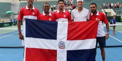 """José """"Bebo"""" Hernández fue el héroe de RD en la Copa Davis"""