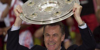 10.-Ottmar Hitzfeld (20 títulos): El retirado técnico tuvo su época de mayor gloria en Bayern Munich. Luego de ganar dos Bundesliga con Borussia Dortmund y una Champions League, partió a los bávaros y ahí sumó cinco ligas de Alemania y otra Orejona. Foto:Getty Images