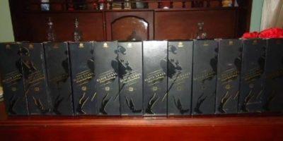 Apresan  2 hombres con 400 cajas de Whisky robadas de depósito aduanero