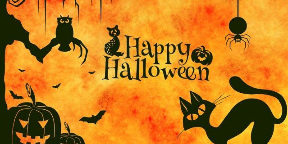 Infografía: Es hora de encender tu espectro para Halloween