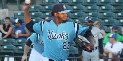 Francis Martes impresiona a Astros en la Liga Otoñal de Arizona