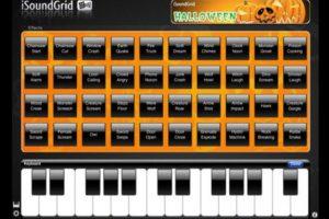 iSoundGrid – Edición de Halloween