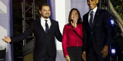 Se ha reunido con grandes personalidades, como el presidente Barack Obama Foto:Getty Images