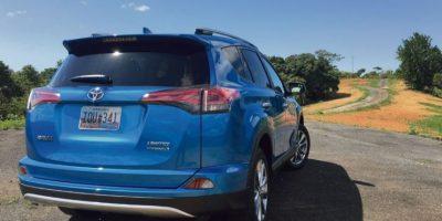 La SUV trae una transmisión automática de seis velocidades CVT-i Foto: víktor rodríguez-velázquez